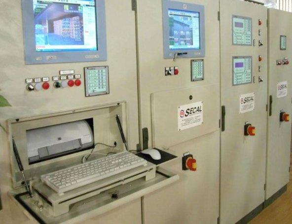 Система автоматического управления камерами для сушки древесины Secal